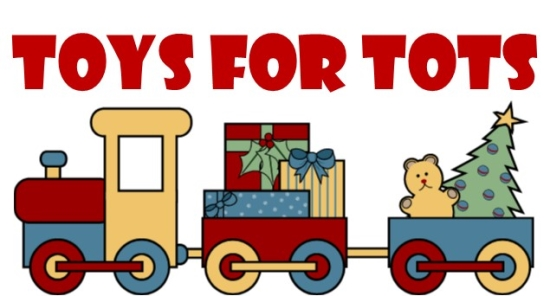 'Toys for Tots' Party